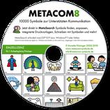 METACOM 8 Symbolsammlung