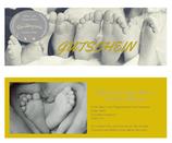 """Gutschein - Babymassage Kurs """"Schmusehase"""" (4 Einheiten)"""