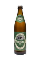 1 Flasche Lößnitz Pils 0,5l