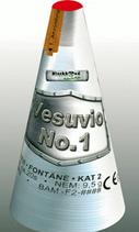 Vesuvio No.1, 6er Pack, F2, NEU