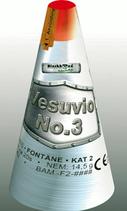 Vesuvio No.3, 6er Pack, F2, NEU