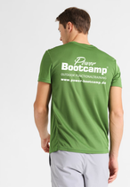 Power-Bootcamp  T-Shirt Größe XL