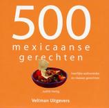 500 Mexicaanse gerechten (Judith Fertig)