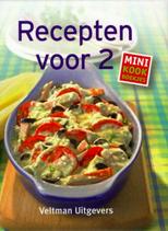Mini Kookboekjes - Recepten voor 2