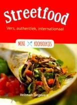 Mini Kookboekjes - Streetfood (Susanne Gartner)