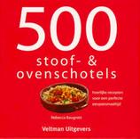 500 stoof- en ovenschotels (Rebecca Baugniet)