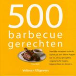 500 barbecuegerechten (Paul Kirk)