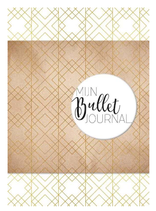 Mijn Bullet Journal Design 2 (Hardcover)