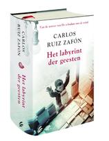 Carlos Ruiz Zafon - Het labyrint der geesten (Het Kerkhof der Vergeten Boeken)