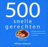 500 snelle gerechten (Deborah Grey)