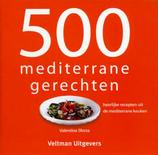 500 mediterrane gerechten (Valentina Sforza & Francis van Dijk)