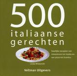 500 Italiaanse gerechten (Lindy Wildsmith)