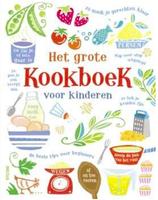 Abigail Wheatley - Het grote kookboek voor kinderen