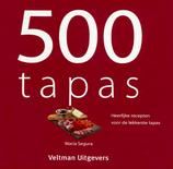 500 tapas (C. Watson)