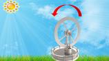 Solar Niedrigtemperatur-Stirlingmotor ~ JAJ 822