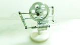 Hot Air Stirling Engine ~ JAJ  1052
