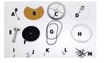 Solar Low Temperature Stirling Engine KITS ~ JAJ 822 Kits