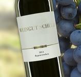 2014er Regent Rotwein, trocken