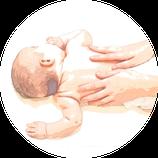 Babymassage -  im Abendritual