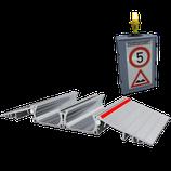 Aluminium Schlauchbrücke inkl. Transportkiste