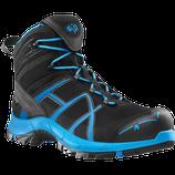 HAIX Black Eagle Safety 40 Mid BLACK/BLUE