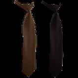 Krawatte gebunden