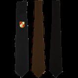 Krawatte offen