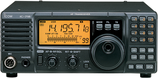 ICOM IC-718 incl. AH-4