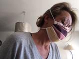 Kit masque barrière