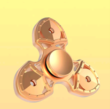 Finger Spinner Alu