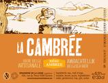 Bière LA CAMBRÉE - 33cl