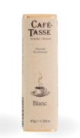 Café Tasse - CHOCOLAT BLANC - 45gr