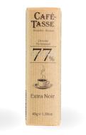 Café Tasse - CHOCOLAT EXTRA NOIR 77% - 45gr