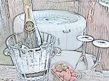 Nuit insolite avec Champagne et Petit-déjeuner