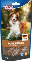 TRIXIE Pure Freude, mit Rind, Glutenfrei, 100 g (100g / 3,49€)
