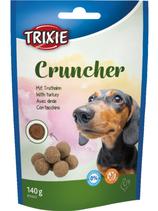 TRIXIE Cruncher, mit Truthahn, Glutenfrei, 140g (100g / 1,42€)