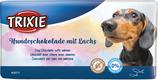 TRIXIE Hundeschokolade mit Lachs, 100 g (100g / 1,49€)
