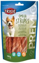 TRIXIE PREMIO Omega Stripes, 100g, mit Hühnerbrust (100g / 2,29€)