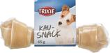 TRIXIE Kauknoten, getrocknete Rinderhaut - verschiedene Größen (100g ab 1,94 €)