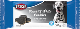 TRIXIE Black & White Cookies, mit Huhn, 4 St. / 100 g (100g / 1,99€)