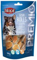 TRIXIE PREMIO Sushi Rolls, 100g, reich an Proteinen, Glutenfrei (100g / 2,49€)
