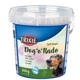 TRIXIE Soft Snack Dog'o'Rado, 500g, mit Huhn (100g / 0,80€)