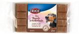TRIXIE Hundeschokolade MINI SCHOKO, 30 g, besonders für kleine Hunde geeignet (100g / 2,63€)