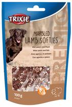TRIXIE PREMIO Marbled Lamb Softies, 100g, mit Lamm und Fisch, glutenfrei (100g / 2,29€)