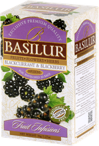 Blackcurrant & Blackberry BASILUR