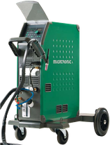 Migatronic PI 350 / 500 DC H wassergekühlt