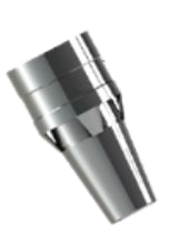 Gasdüse konisch 14mm spezial