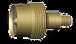 Jumbo-Ausführung mit Gaslinse