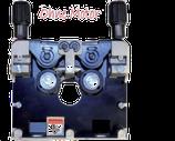 Drahtvorschubgetriebe 4 Rollen MIG MAG Schweissgerät Drahtvorschubrolle 30mm