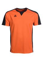 PEAK Refereeshirt Orange mit DBB Logo
